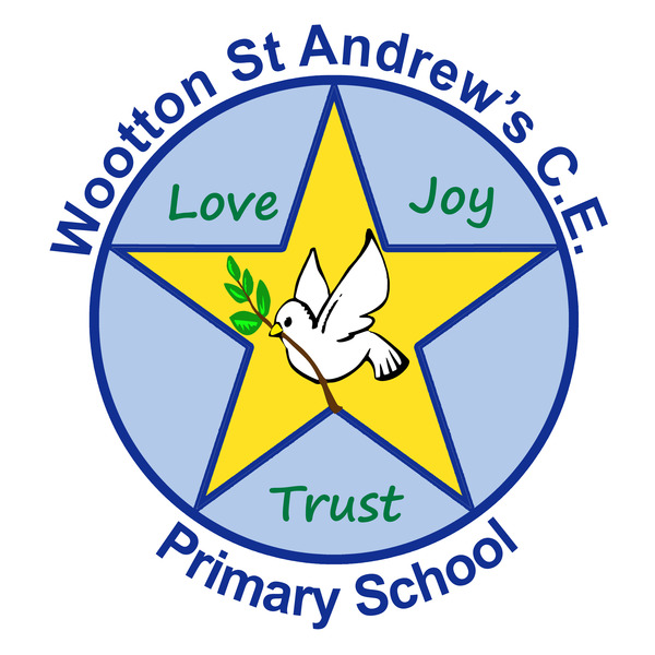 Wootton St Andrew's Church of England (VA) Primary School logo